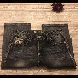 Brand New Grace in LA jeans